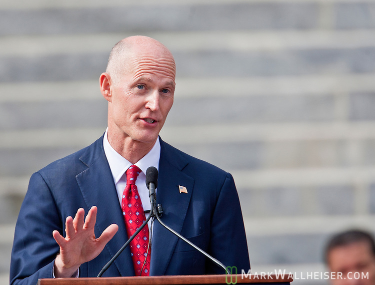 Florida Inmates Die in Droves After Governor Rick Scott Outsources Prison Healthcare