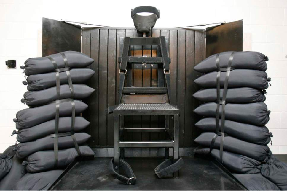 Firing Squad Executions Back on the Table in Utah Legislature