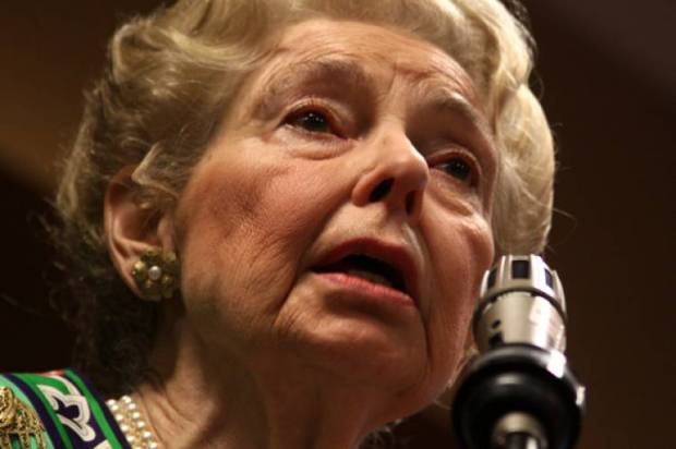 Phyllis Schlafly: Obama Allowing Ebola into US So We can be More Like Africa