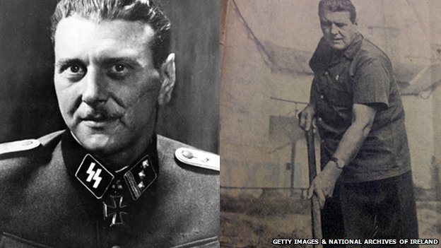 Skorzeny: How Did Hitler's Scar-Faced Henchman Become An Irish Farmer? (BBC Report)