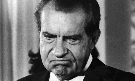 Looking Forward Towards the Past: Richard Nixon's Treason