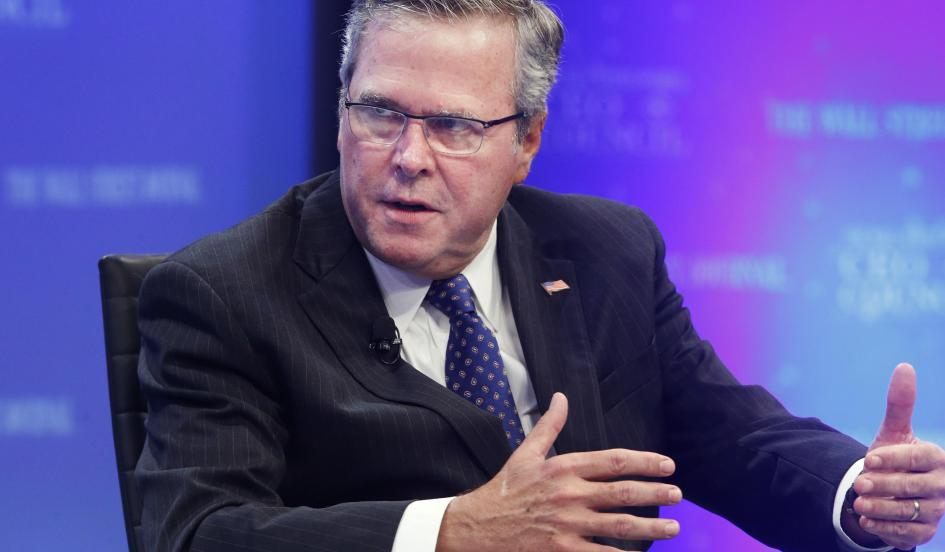 Tricky Ethical Questions Jeb Bush Must Answer