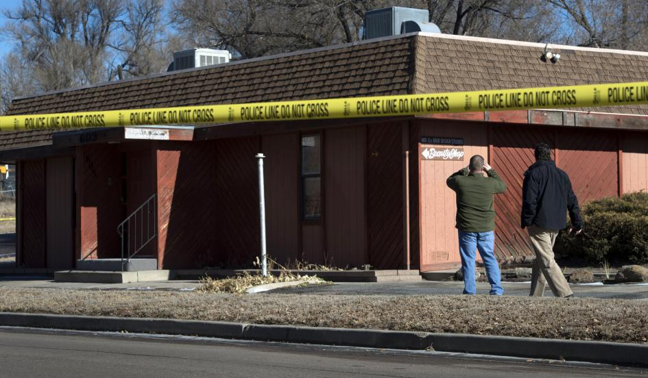 NAACP Chapter Bombing in Colorado Springs Deliberate, Says FBI (Newsweek)