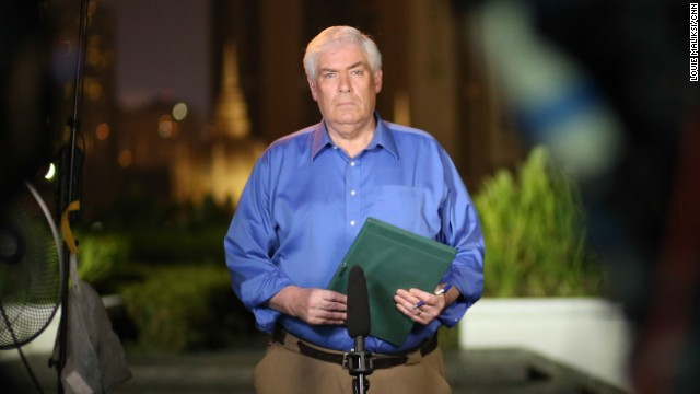 Veteran CNN Anchor Jim Clancy Leaves CNN After His Anti-Semitism is Exposed