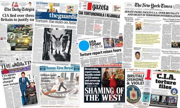 CIA Torture Report: How the World's Media Reacted