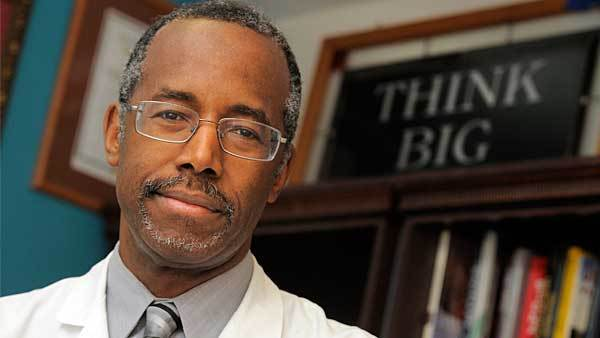 BuzzFeed: Sections of Conservative Darling Ben Carson's Book were Plagiarized