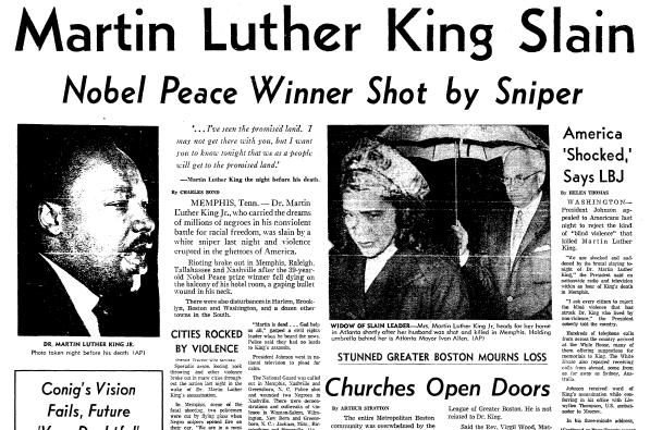 MARTIN LUTHER KING ASSASSINATED BY US GOVT: KING FAMILY CIVIL TRIAL VERDICT