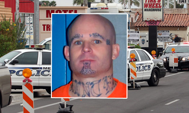 Mesa Shooting: Police ID Suspected Gunman as Neo-Nazi With Long Record