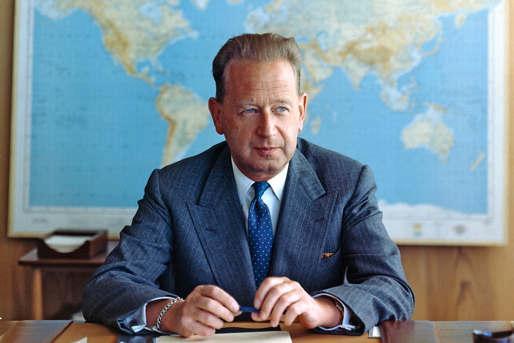 UN Assembles Panel to Investigate Possibility that Dag Hammarskjöld was Assassinated by Western Agents