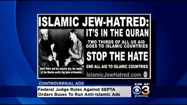 Philly Buses Ordered to Accept Ads Featuring Hitler