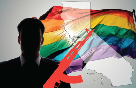 California Seeks to Head Off Initiative to Execute Gays