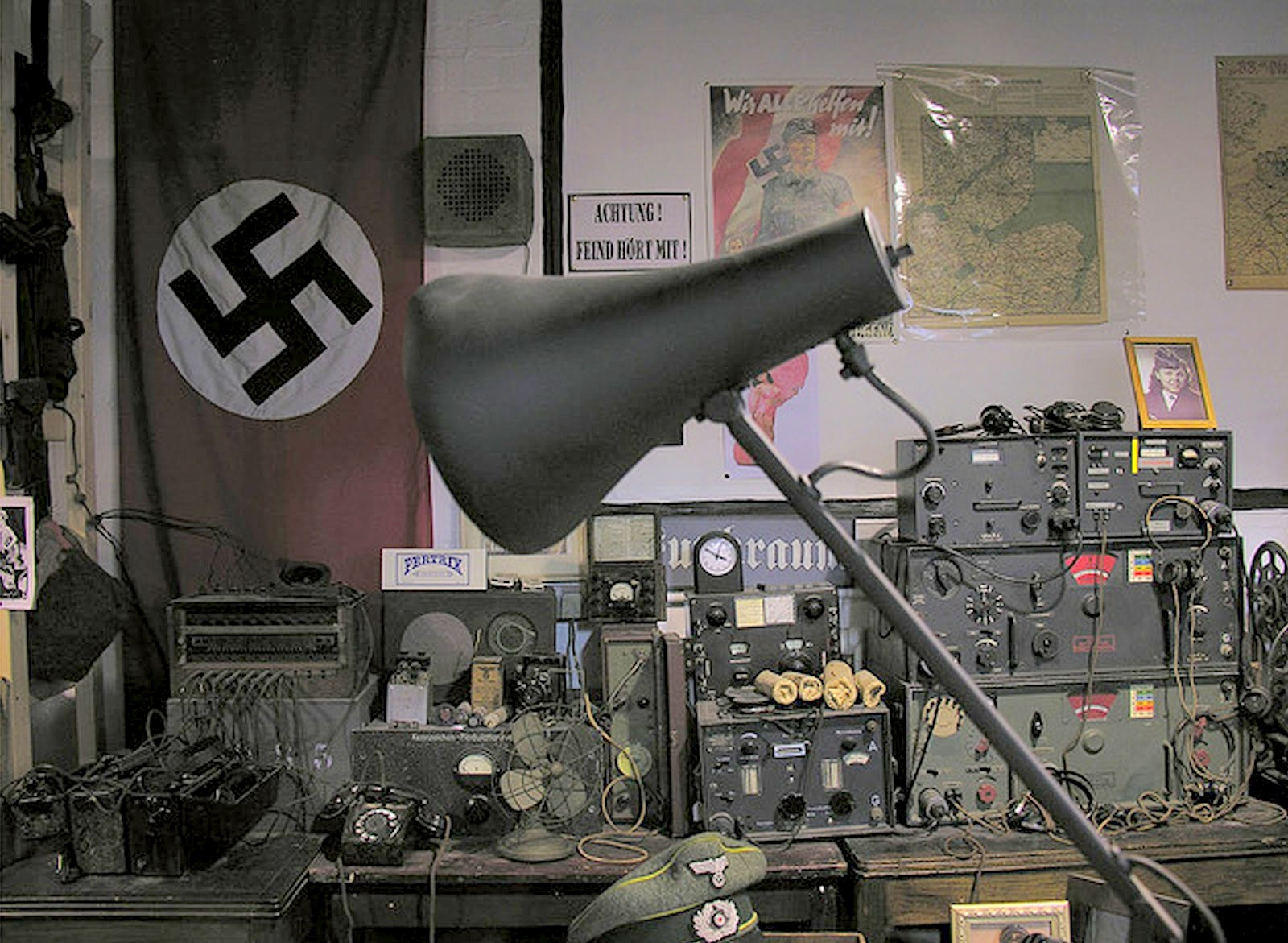 Exclusive: The Nazi Radio Broadcaster Who Escaped Prosecution