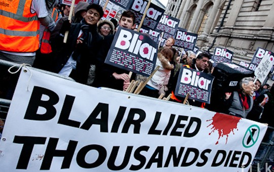 Iraq War: Excuses and Blame-Shifting at UK's Chilcot Inquiry