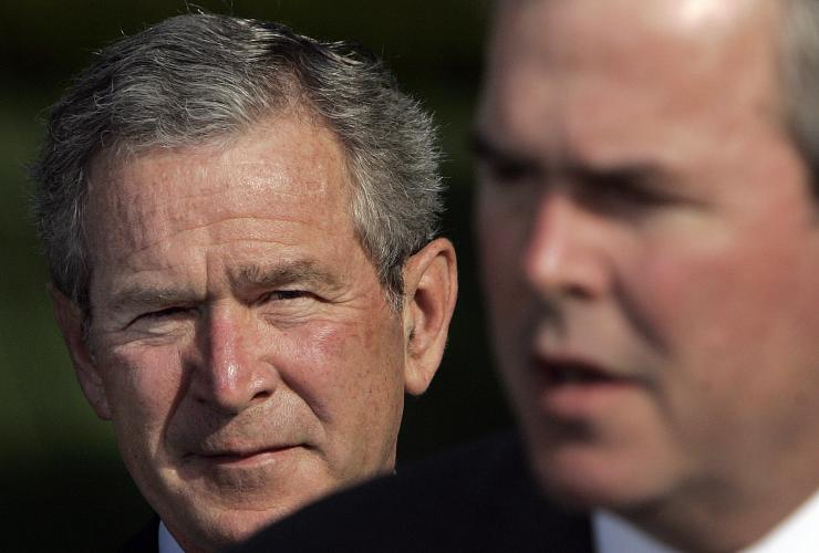 Jeb Bush Steered Florida Pension Money to George W. Bush's Fundraisers