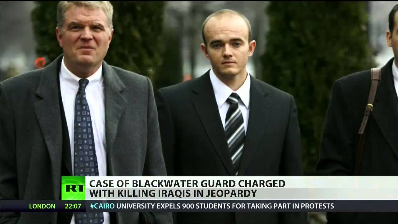 FBI E-Mails: Justice Dept. Attempted to Undermine Blackwater Prosecution (NY Times)