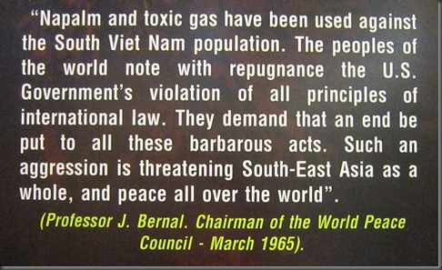 Vietnamese Leader: U.S. Committed 'Countless Barbarous Crimes' During War
