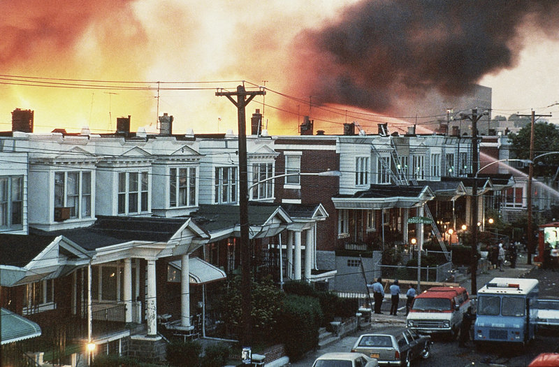 I'm From Philly. Thirty Years Later, I'm Still Trying To Make Sense Of The MOVE Bombing