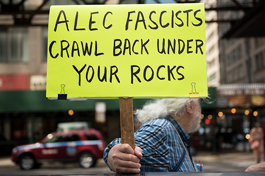 Groups Add to Evidence in Tax Fraud Claim Against ALEC