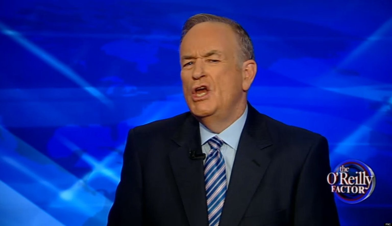 Court Documents: Bill O'Reilly Beat His Wife in Front of His Daughter