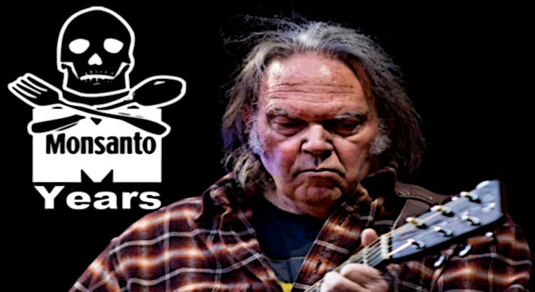 "Video: Neil Young Takes on  ""Fascist Politicians and Chemical Giants Walking Arm in Arm"""