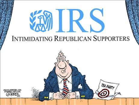 "IRS Targeting ""Scandal"": Group That Fueled Dylann Roof's Hate Is Subsidized by U.S. Taxpayers"