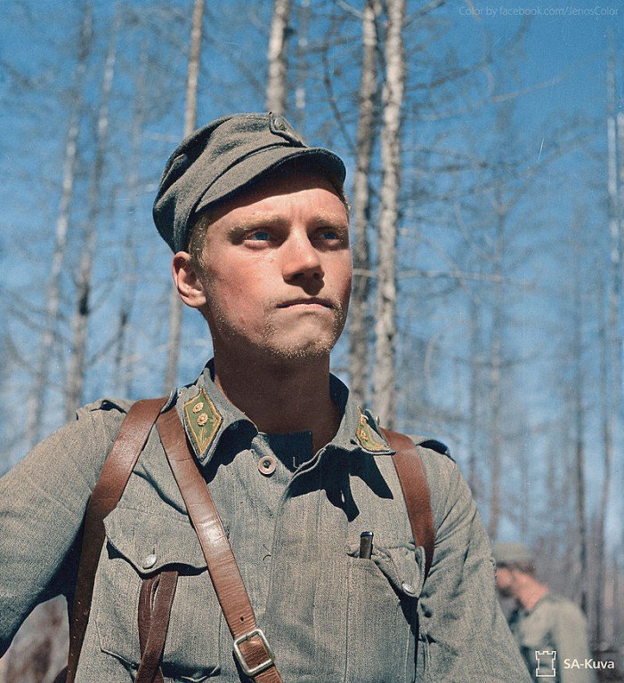 The Crazy Story of the Man who Fought for Finland, the Nazis and US Army Special Forces