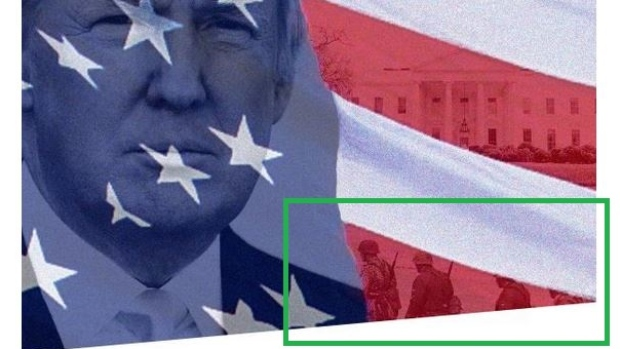 "Trump ""Make America Great Again"" Campaign Photo Features Nazi Soldiers"