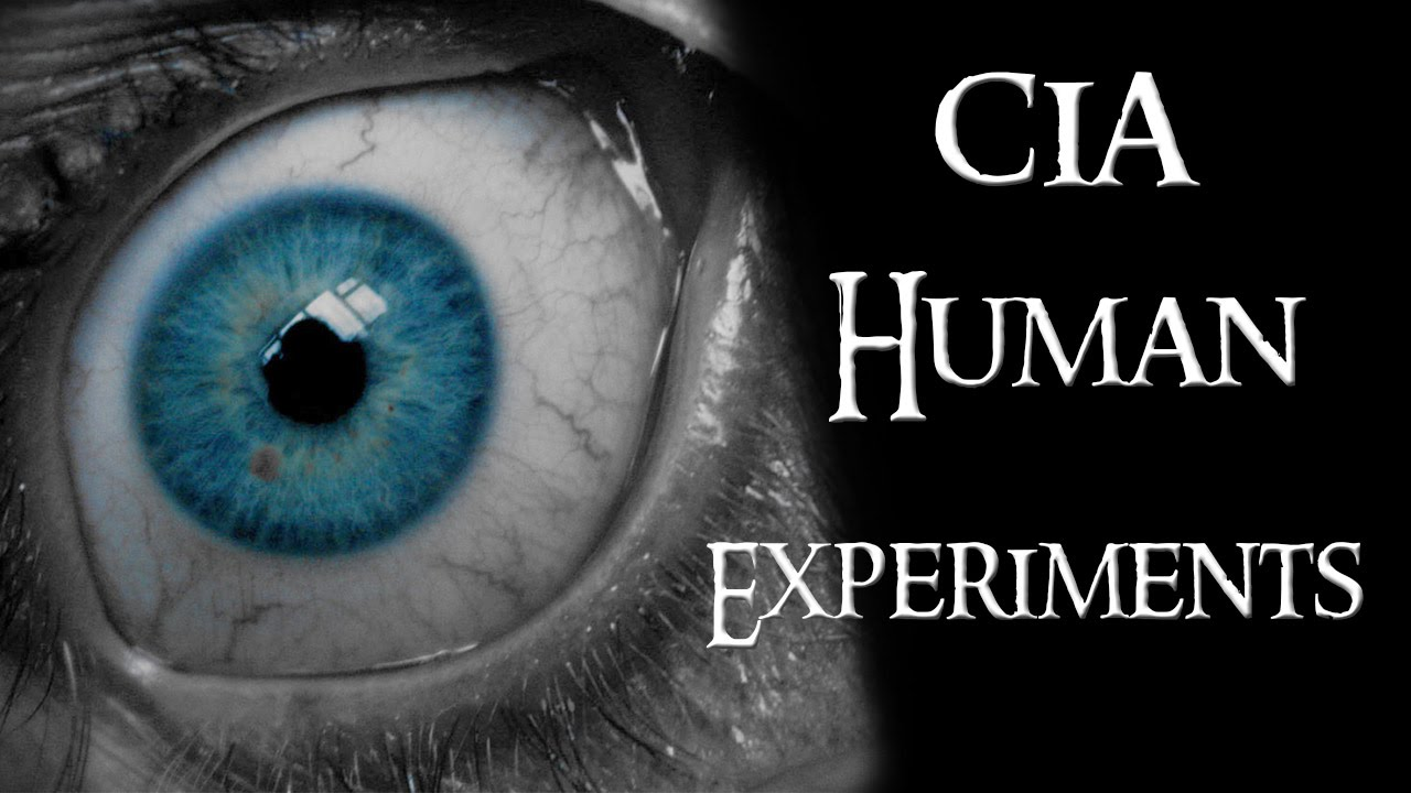 Human Experimentation is a CIA Habit