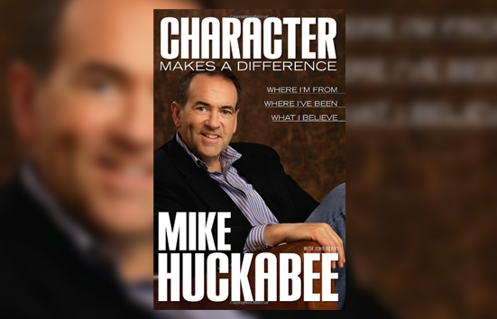 Mike Huckabee's Co-Author John Perry Molested Girl, 11