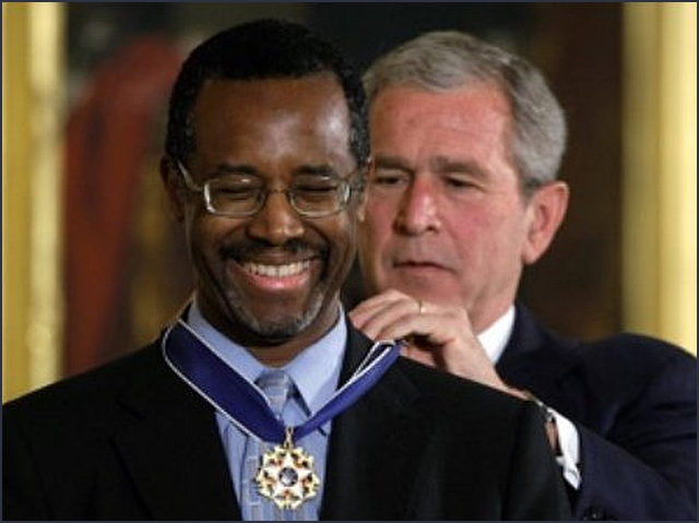 Carson Calls for Drone Strikes on Border 'Caves'