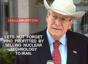 Halliburton Sold Nuclear Technology to Iran via Foreign Subsidiaries