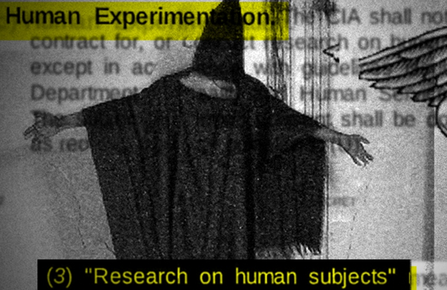 CIA Torture Violated Spy Agency Rule on Human Experimentation