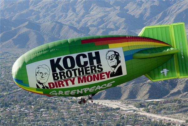 Fred Thompson's Legacy Includes Giving the Kochs a Free Pass
