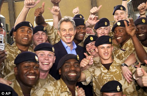 "Tony Blair Heading for Handcuffs and a War Crimes Indictment? Further Revelations – ""Bombshells"". ""Burning"" the Evidence"