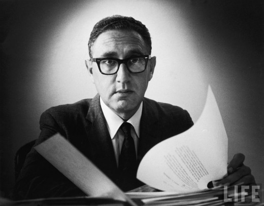 The Never-ending Psychological Warfare of Henry Kissinger