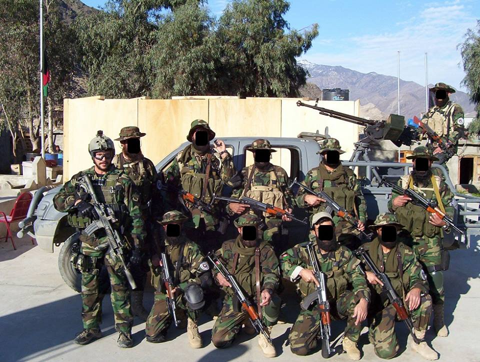 CIA-Funded Afghan Militia Accused of Murdering Civilians