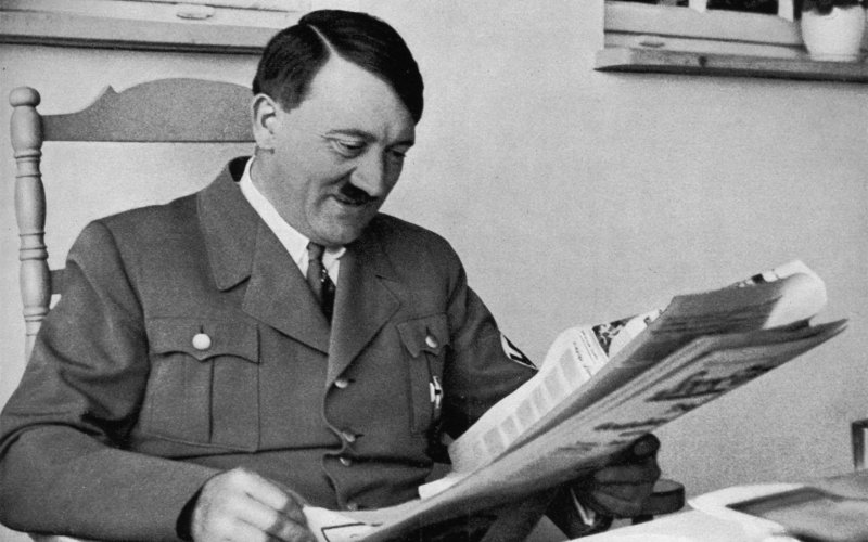 American Newspapers that Praised Hitler (Daily Beast)