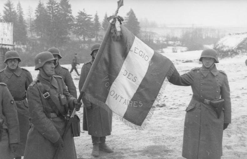Secret Files Expose France's Nazis