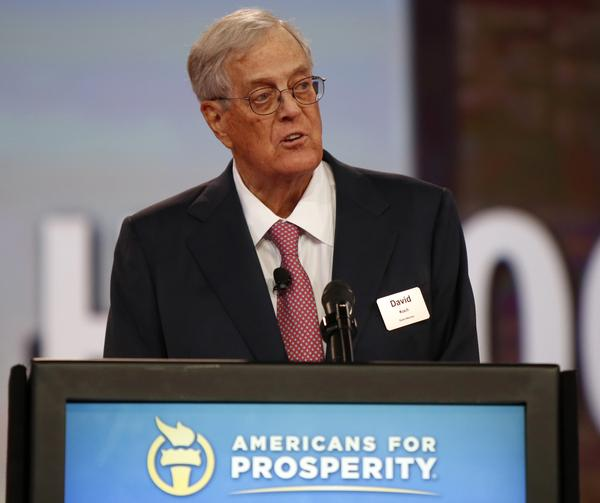 Koch Brothers: Their Childhoods and Political Rise (NPR)