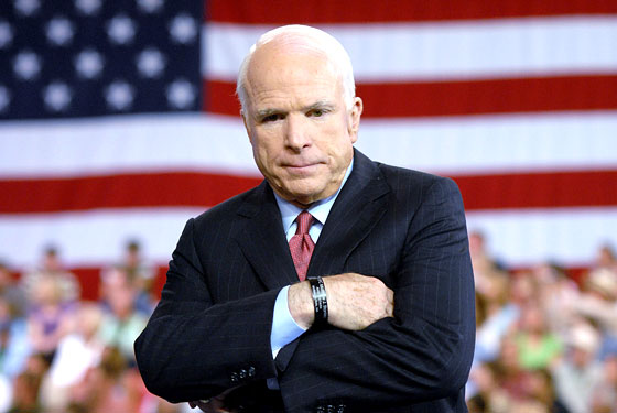 In the '80s, McCain was Director of an Organization with Ties to Nazis, Death Squads and Iran Contra