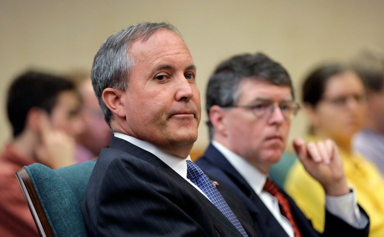 Texas Attorney General Faces Federal Securities Fraud Lawsuit