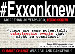 Note to Exxon: Lying About Climate Change Isn't Free Speech—It's Fraud