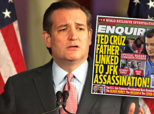 Man Who Connected Ted Cruz's Dad with Lee Harvey Oswald Found Dead