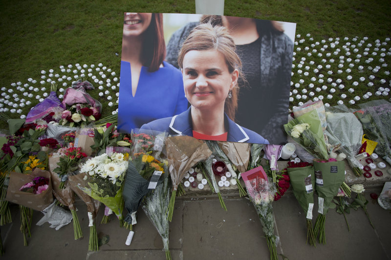 Suspected Killer of British MP Jo Cox had Ties to Neo-Nazis in US