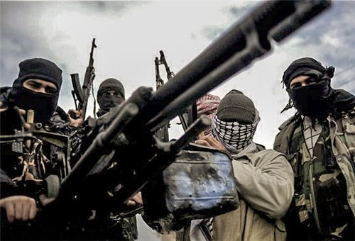 Black Market Supplied by CIA Arms for Syrian Rebels