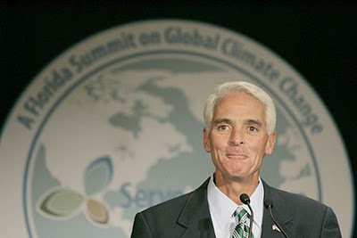 "Charlie Crist's ""Open Government"" and the Secret CSX Railroad Development Deal"