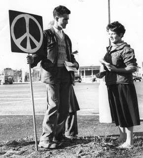 The John Birch Society's Apocryphal History of the Peace Sign