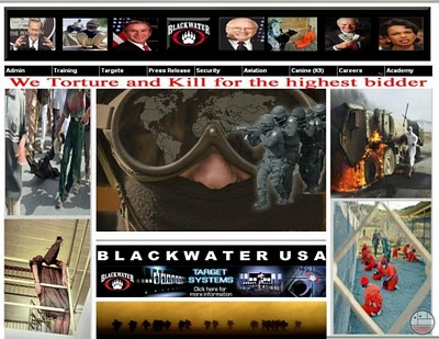 State Department to Renew Deal With Blackwater for Iraq Security