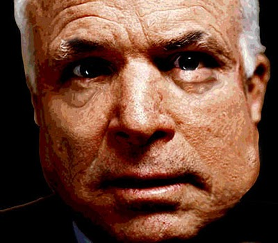 Book: McCain Lunged at Congressman; Spokeswoman Calls Book 'Trash Journalism'
