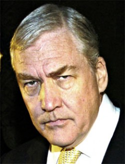 Conrad Black found guilty of obstruction; could face 35 years in prison
